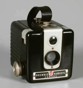 Brownie Hawk Eye Camera